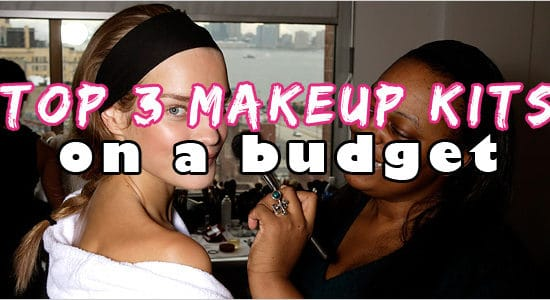 Budget friendly makeup brushes