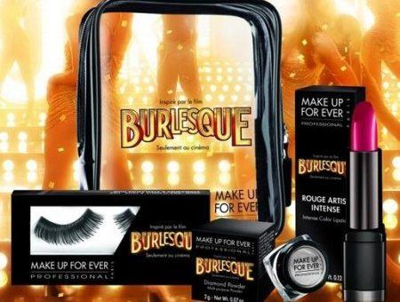 Burlesque Make Up Forever