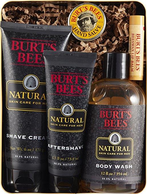 Men's Burt's Bees Body and Skin Care Set