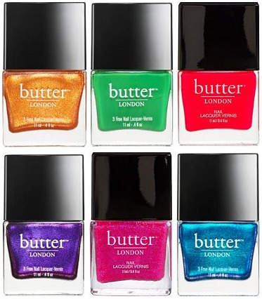 Butter London lolly brights