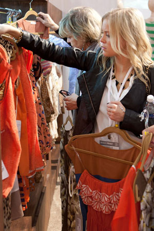 Fashion buyer at WWDMAGIC