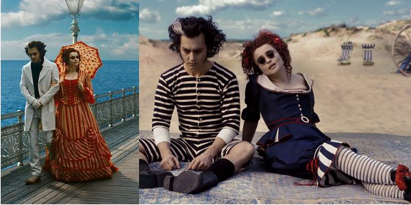 Sweeney Todd - By the Sea
