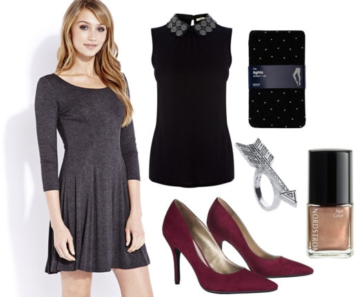 Fab Find: Forever 21 Fit & Flare Dress - 'Tis the Season