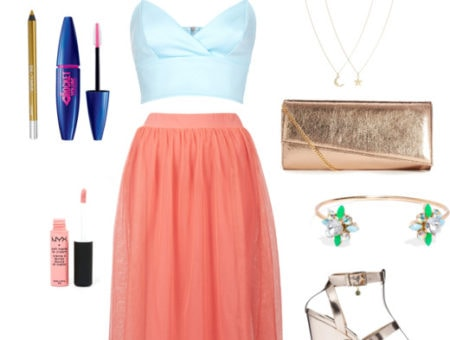 Class to Night Out: Midi Skirt