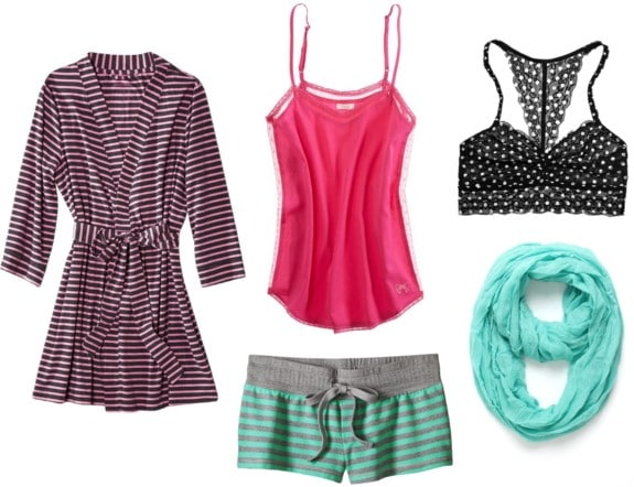 Outfits Under $100: Weekend Slumber Party