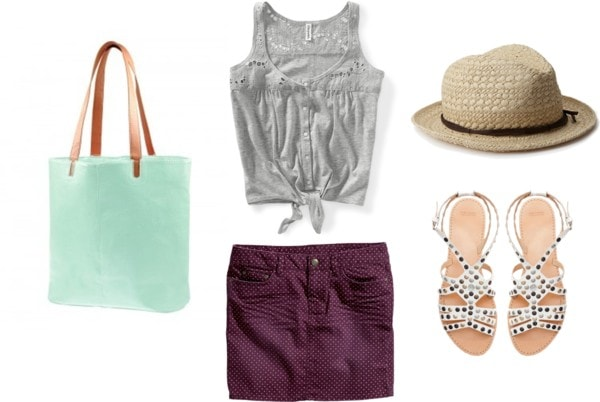 Outfits Under $100: Picnic Look for $74.73