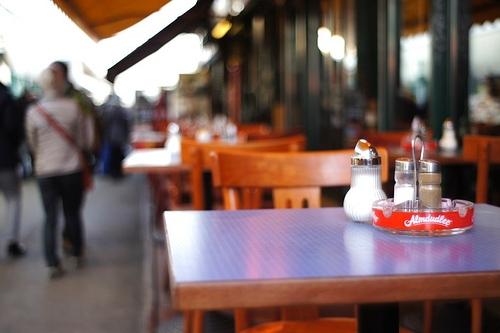 A cafe in Vienna