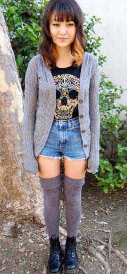 Cal poly student fashion