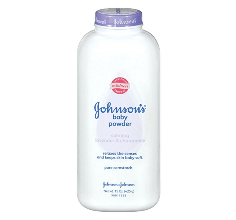 Johnson's Baby Powder in Calming Lavender Scent