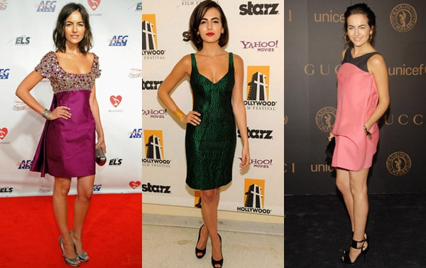 Camilla Belle Red Carpet Style