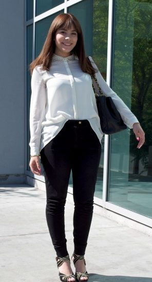 Campus street style at the univeristy of nevada las vegas
