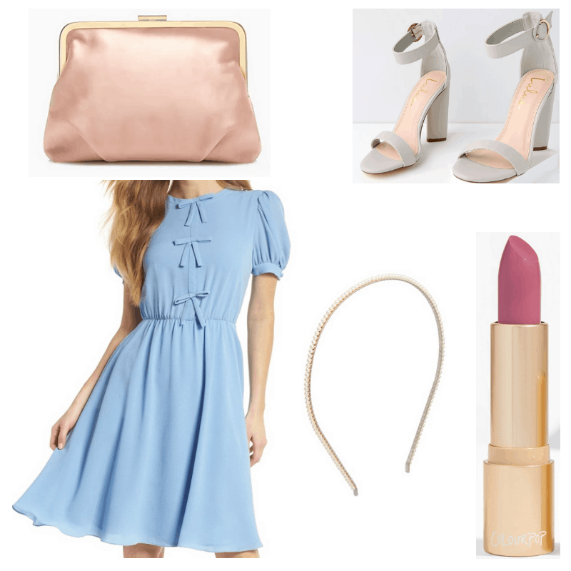 Princess Cinderella Outfit.