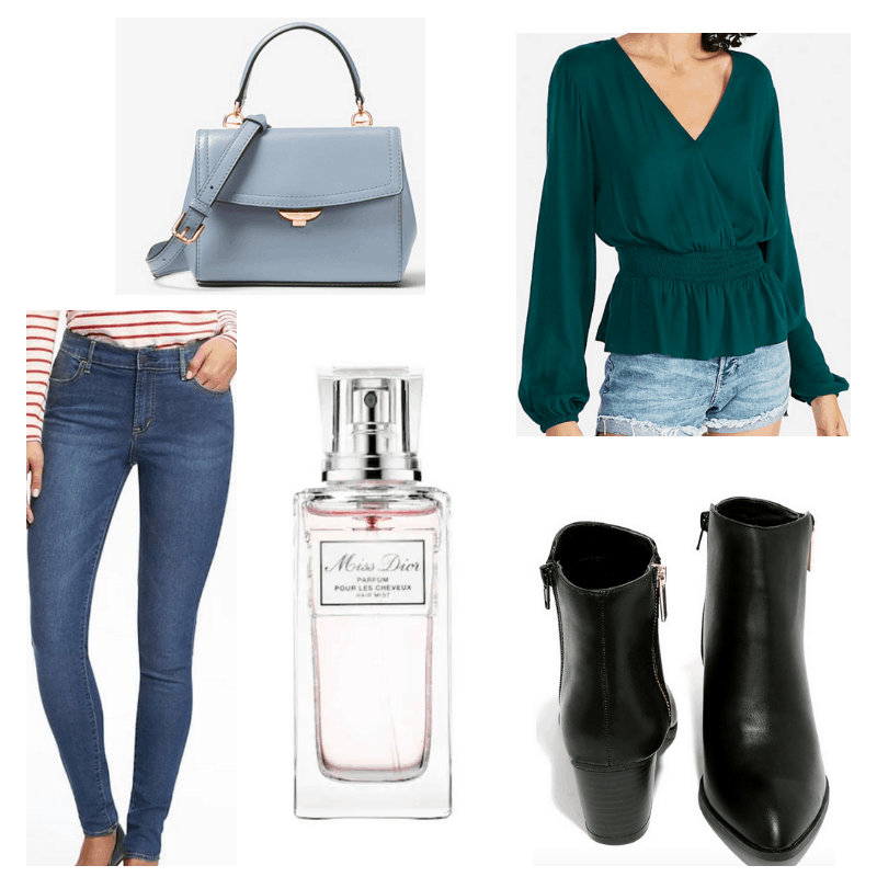 Fall Me Not Outfit.
