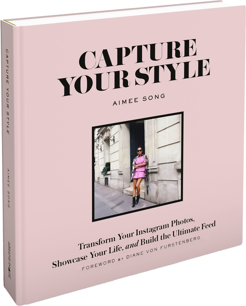Capture Your Style b Aimee Song book