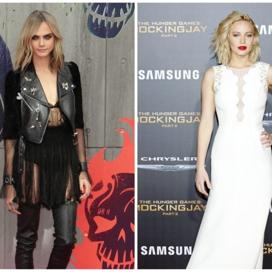 Cara Delevingne vs Jennifer Lawrence