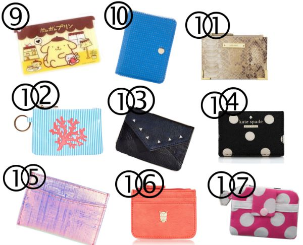 second set of cardholders