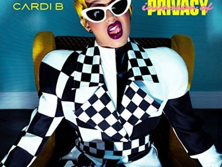 Cardi B Invasion of Privacy album