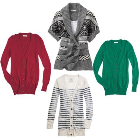 Cardigan sweaters for fall