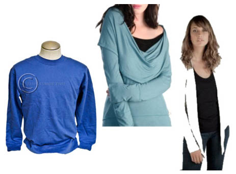 Eco-friendly cardigans for fall