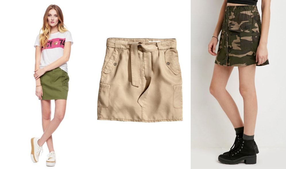 Cargo-Skirt-Shopping-Guide
