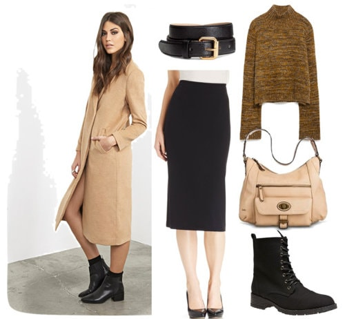 Carine Roitfeld Casual Outfit Set