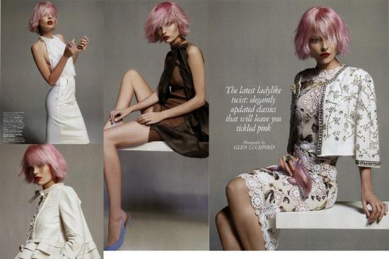 Carola Remer Harper's Bazaar