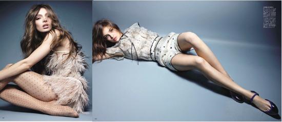 Carola Remer Vogue Japan