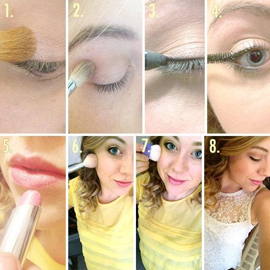 Carrie Bradshaw makeup tutorial