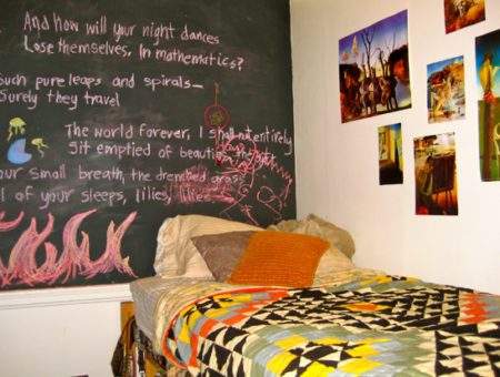 Cassidy and Ellie's Room at Duke