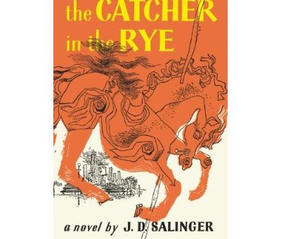 Catcher in the rye cover