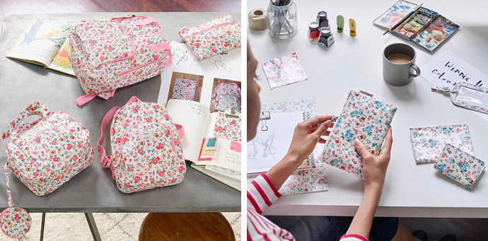 Cath Kidston x Winnie the Pooh collection