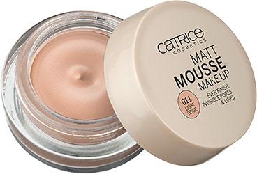Catrice Matt Mousse Makeup