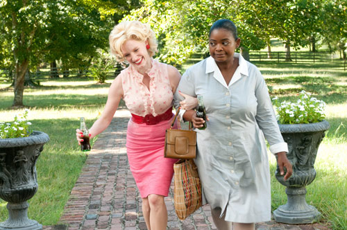 Celia Foote, played by Jessica Chastain, from The Help