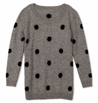 Cf fab find forever 21 polka dot sweater