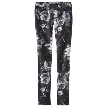 Cf fab find target floral print jeans