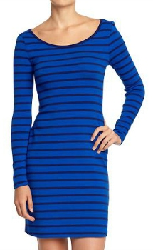 CF Fabulous Find Old Navy Striped Dress