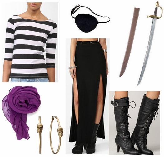 CF Fabulous Find Pirate Costume