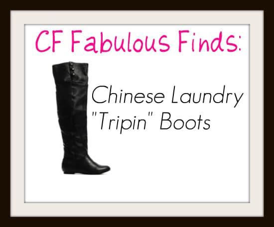 Chinese Laundry Tripin Boots