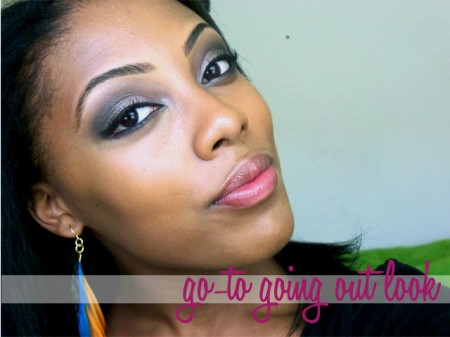 Beauty Video Tutorial Go To Going Out Makeup Look Amp Bonus