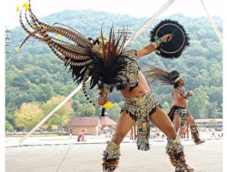 Aztec Inspired Fashion