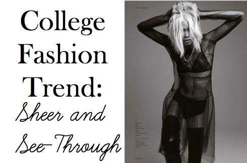 College Fashion Trend - Basics
