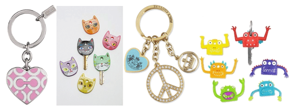 Key Chains and Covers