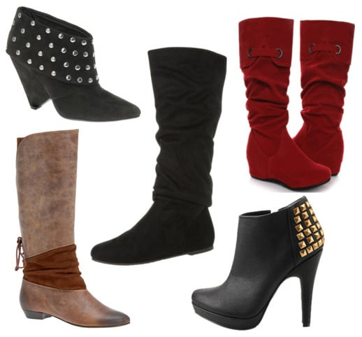 Chanel Iman boots