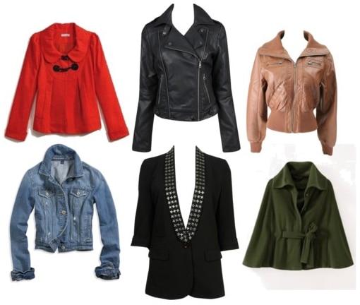 Chanel Iman Jackets