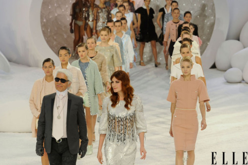 Chanel Paris Fashion Week Runway Show 2011