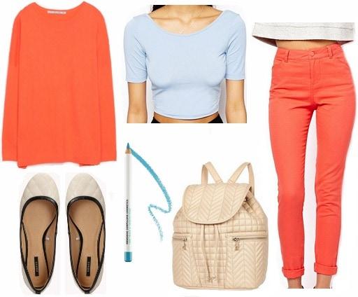 Chanel spring 2014 fashion inspiration