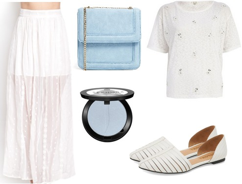 Channel spring 2014 inspired outfit
