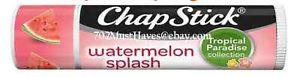 Chapstick watermelon splash