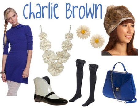 Fashion inspired by Charlie Brown Christmas album
