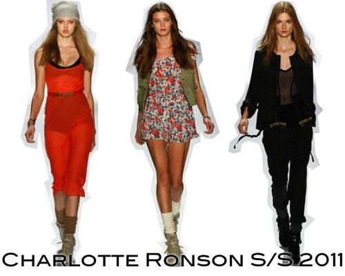 Charlotte Ronson Spring/Summer 2011